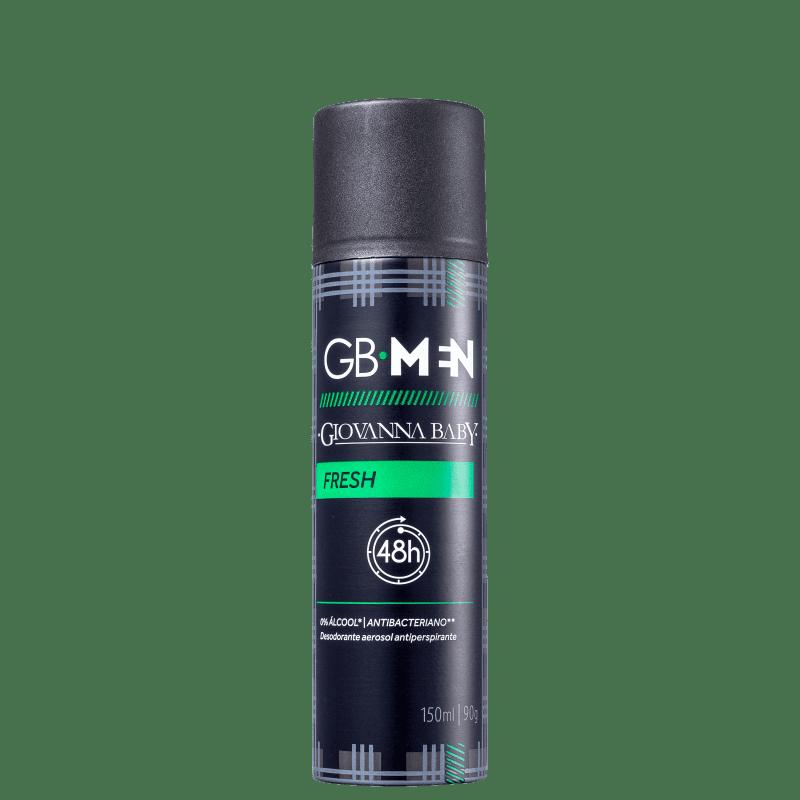 Giovanna Baby GB Men Fresh - Desodorante Spray Masculino 150ml