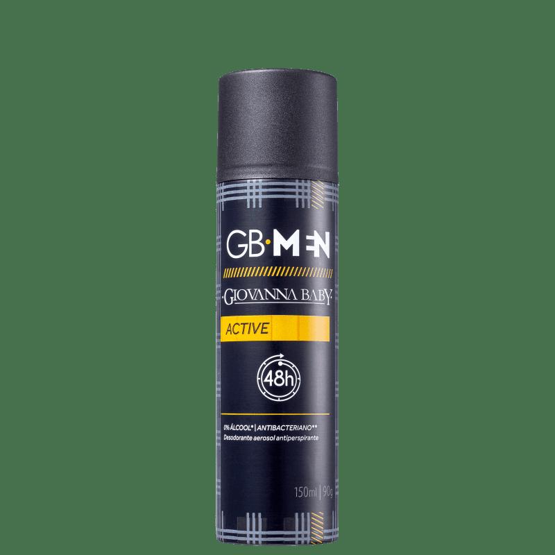 Giovanna Baby GB Men Active - Desodorante Spray Masculino 150ml
