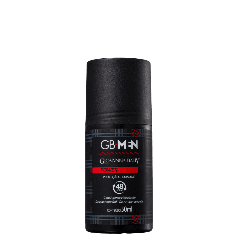 Giovanna Baby GB Men Power - Desodorante Roll-on Masculino 50ml