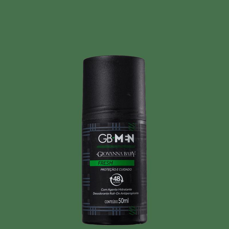 Giovanna Baby GB Men Fresh - Desodorante Roll-on Masculino 50ml