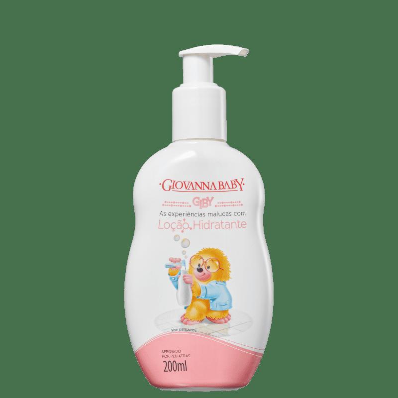 Giovanna Baby Giby - Loção Hidratante Corporal 200ml