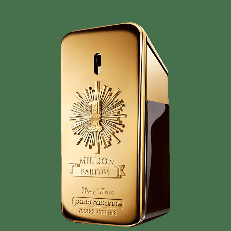 Perfume 1 Million Parfum Paco Rabanne Masculino Eau de Parfum 50ml