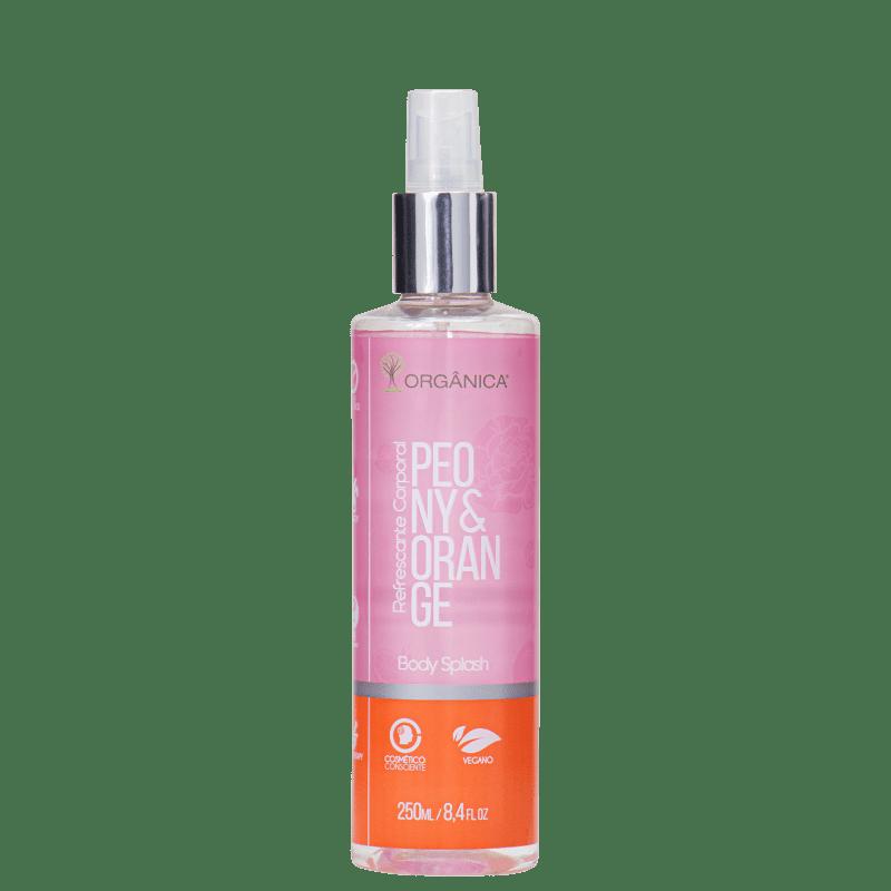 Orgânica Peony & Orange - Body Spray Feminino 250ml
