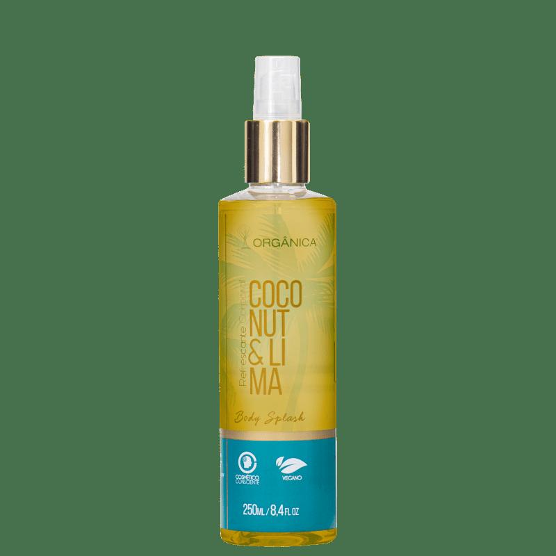 Orgânica Coconut Fresh - Body Spray Feminino 250ml