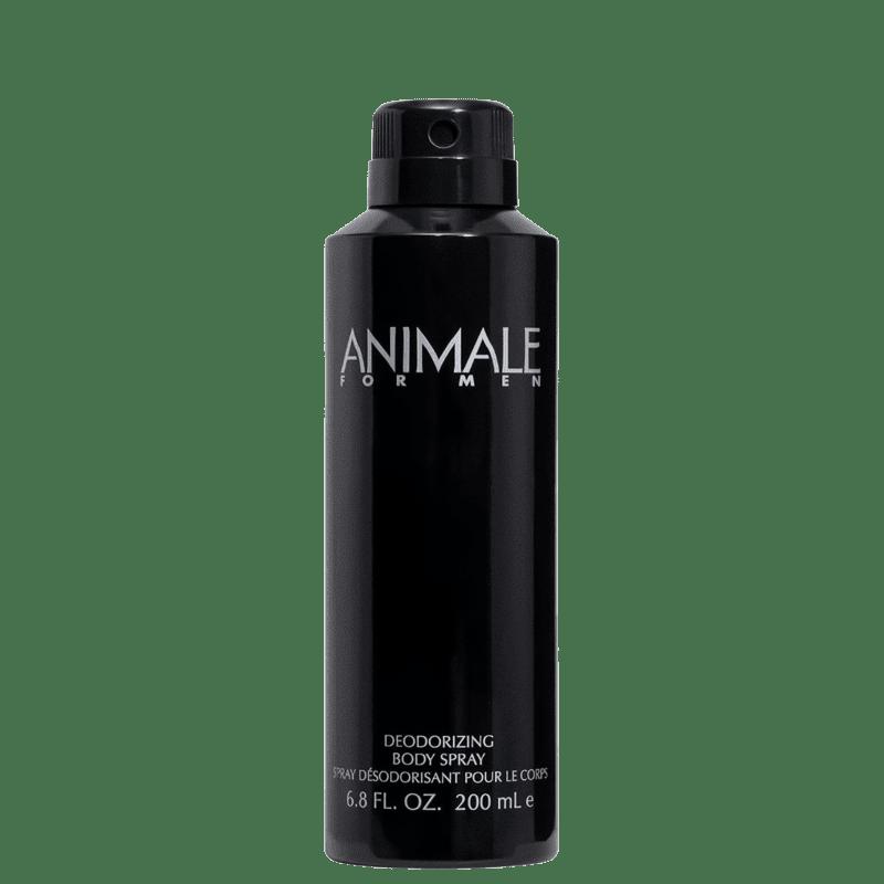 Animale For Men - Body Spray Masculino 200ml