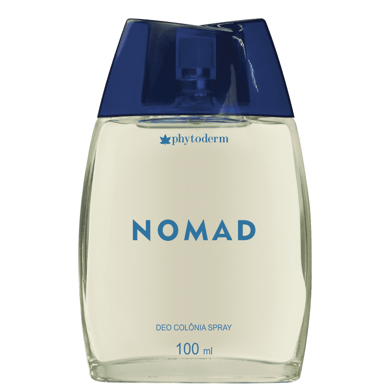 Nomad Phytoderm Deo Colônia - Perfume Masculino 100ml