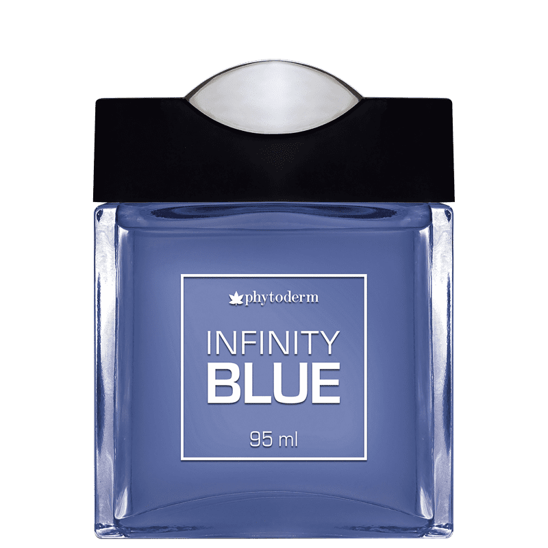 Infinity Blue Phytoderm Deo Colônia - Perfume Masculino 95ml