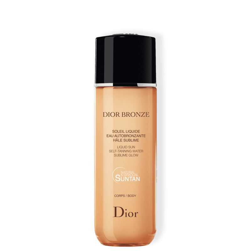 Dior Bronze Self Tanning Liquid Sun - Água Autobronzeadora 100ml