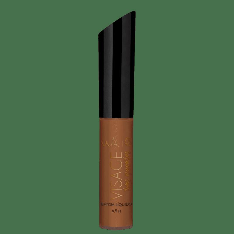 Vult Visage Nude Quente - Batom Líquido 4,5g