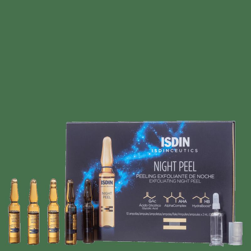 ISDIN Isdinceutics Night Peel - Sérum Esfoliante Noturno 10x2ml