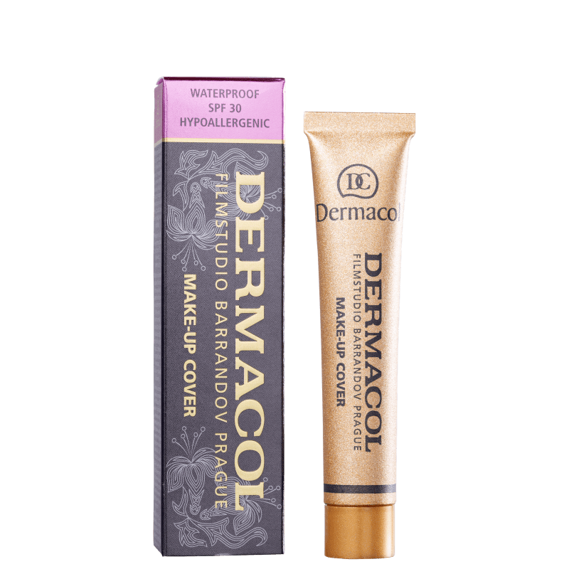 Base Cremosa Dermacol Make-Up Cover 209 30g