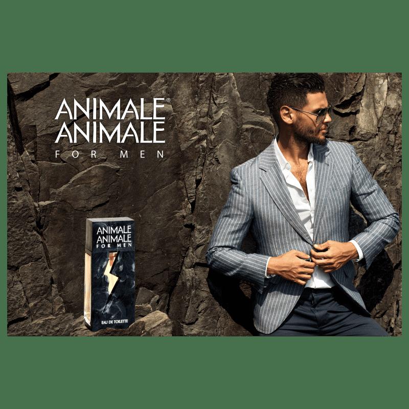 Animale Perfume Animale Animale Masculino Eau de Toilette