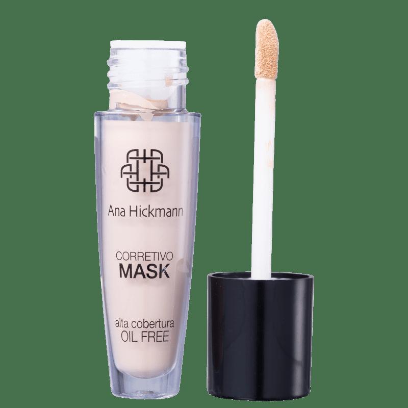 Ana Hickmann Beauty Mask 01 Claro - Corretivo Líquido 5ml
