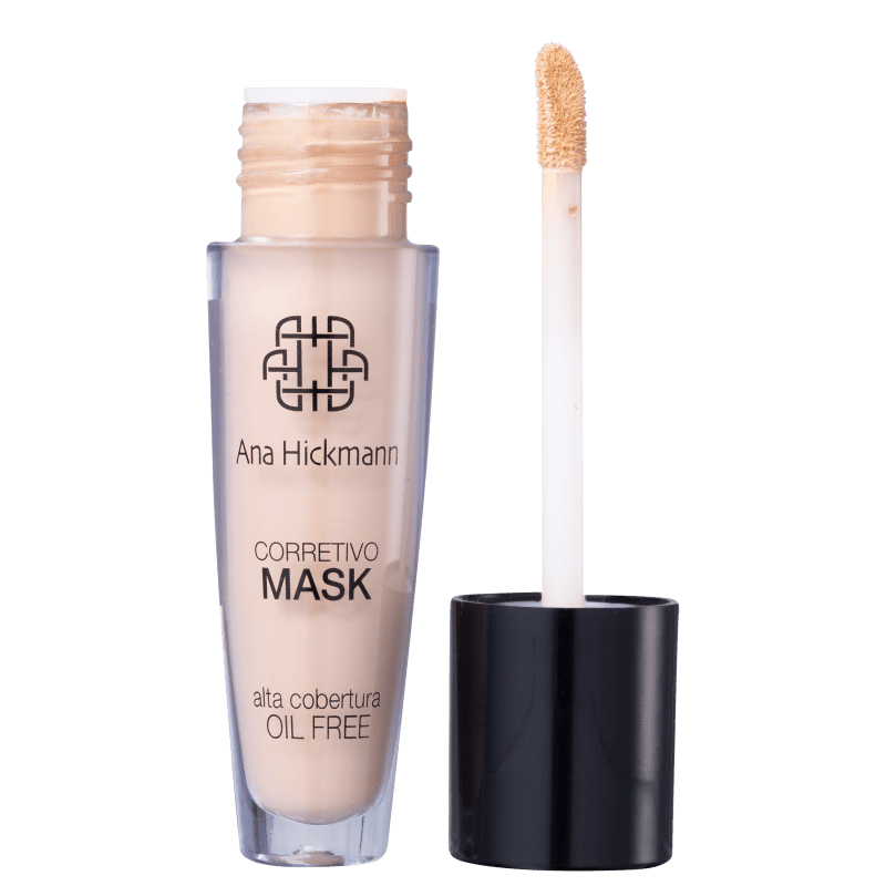Ana Hickmann Beauty Mask 03 Claro - Corretivo Líquido 5ml