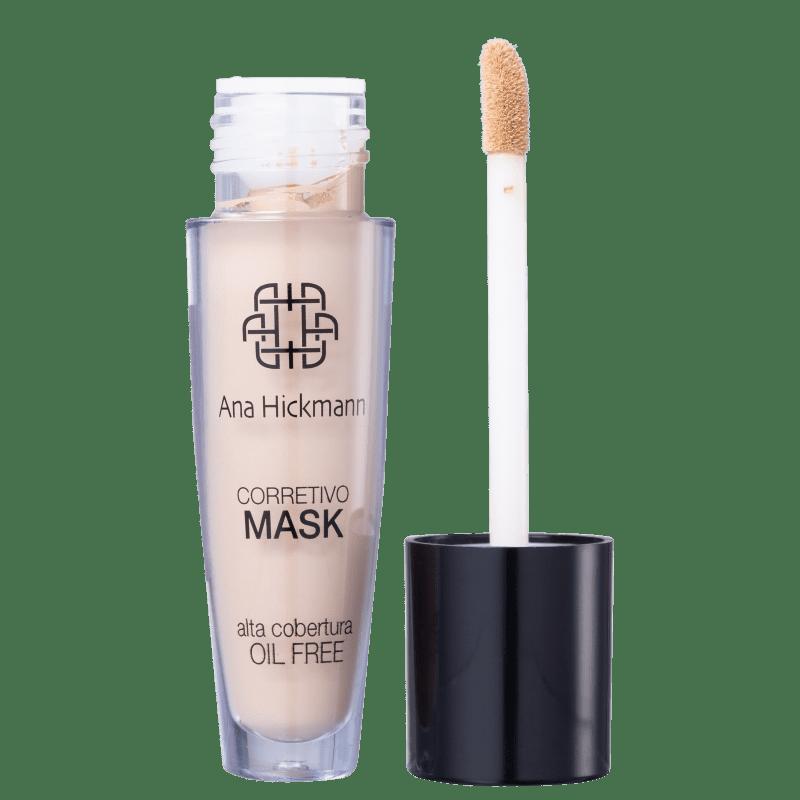 Ana Hickmann Beauty Mask 01 Médio - Corretivo Líquido 5ml