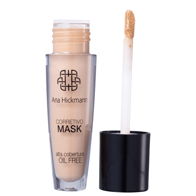 Ana Hickmann Beauty Mask 02 Médio - Corretivo Líquido 5ml
