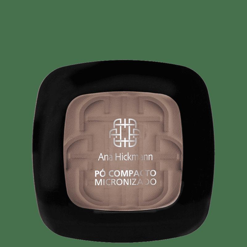 Ana Hickmann Beauty Micronizado Médio 03 - Pó Compacto 11g