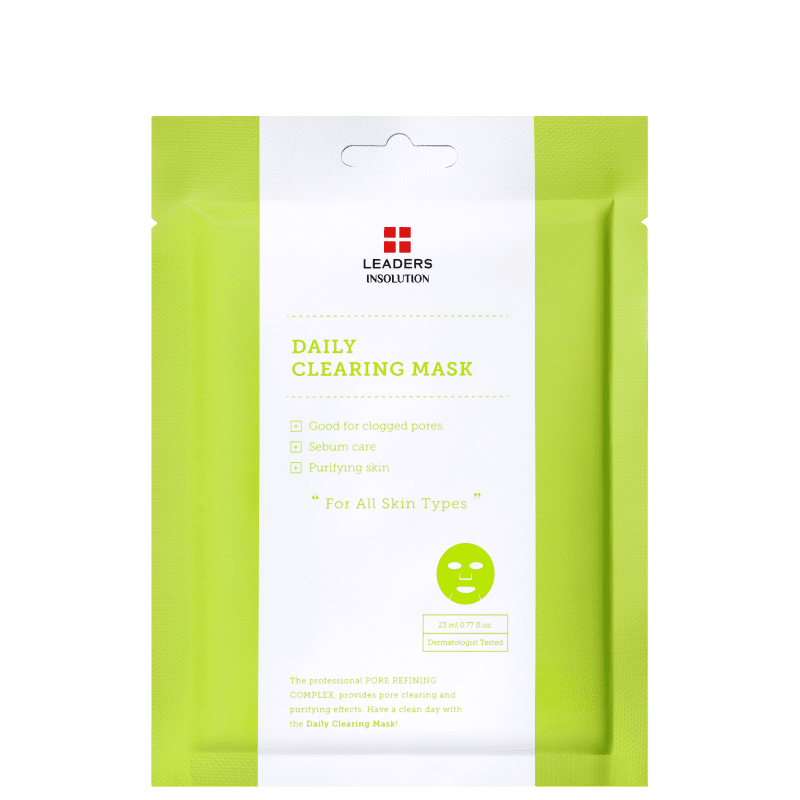 Kollab Leaders Insolution Daily Clearing - Máscara Facial 23ml