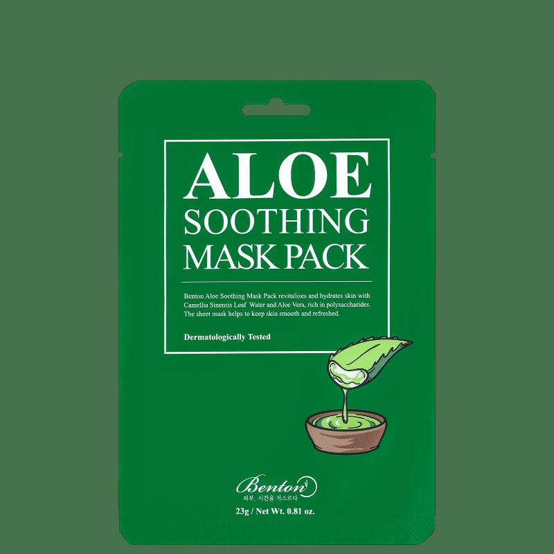 Máscara Facial Benton Aloe 23g