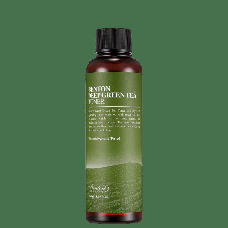 Benton Deep Green Tea - Tônico Facial 150ml
