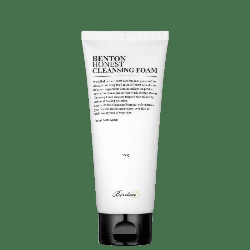 Benton Honest - Espuma de Limpeza Facial 150g