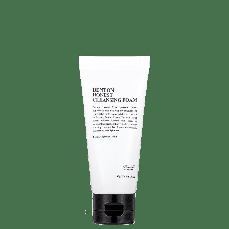 Espuma de Limpeza Facial Benton Honest 30g