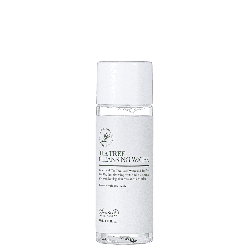 Água Micelar Benton Tea Tree Cleansing Water 30ml