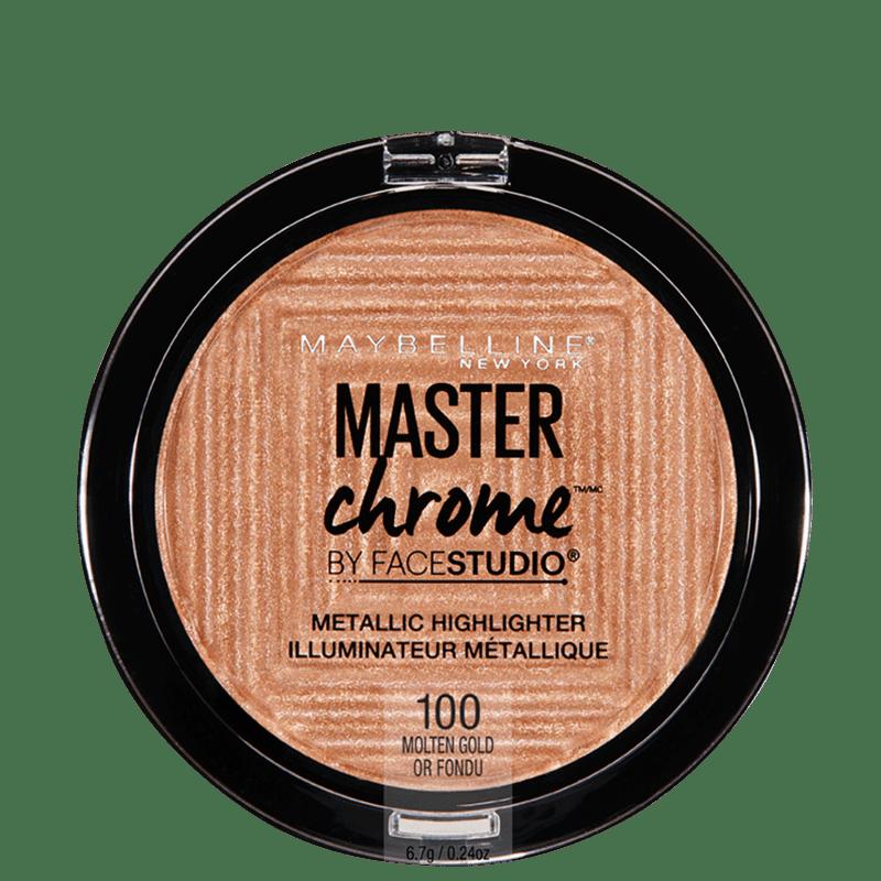 Maybelline Face Studio Gold - Iluminador Facial