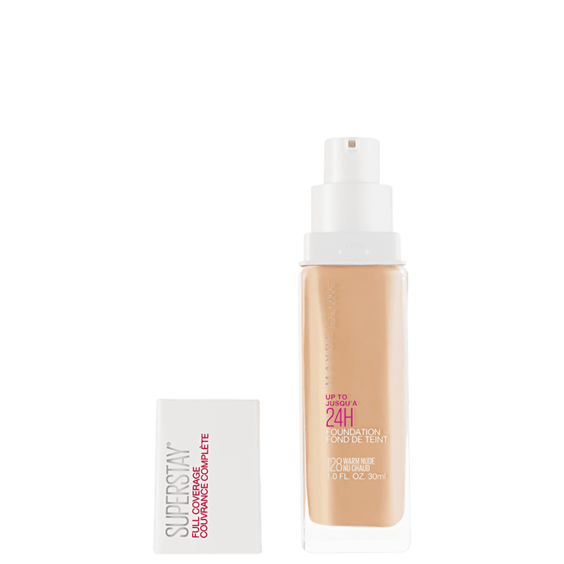Maybelline Superstay Warm Nude - Base Líquida 30ml