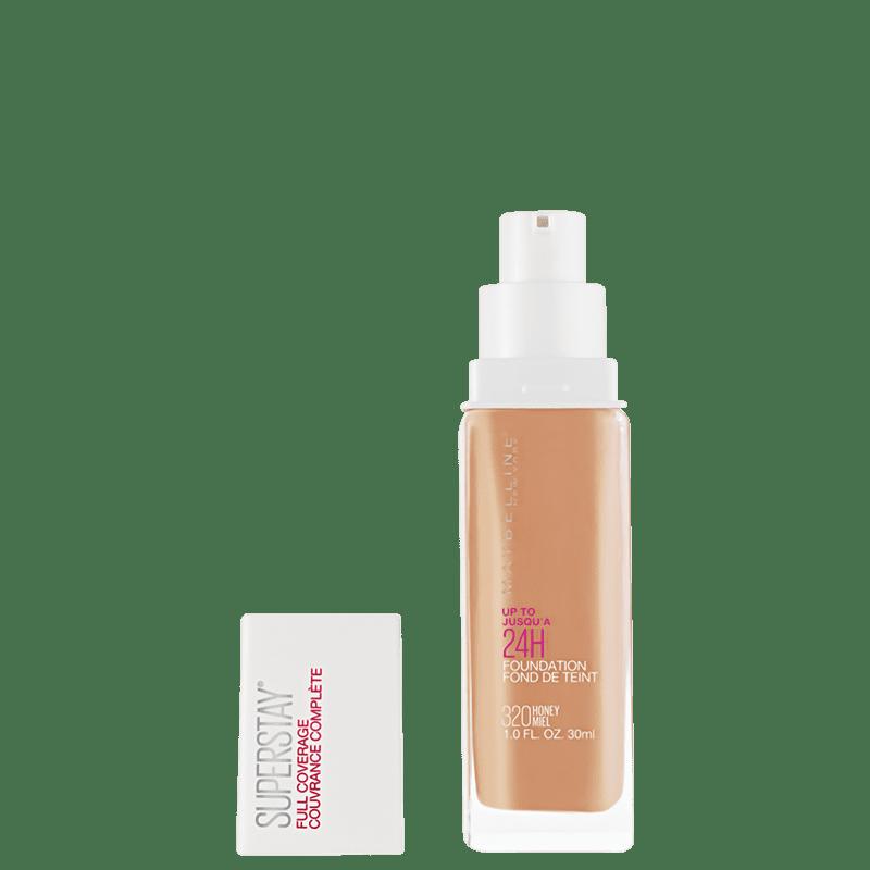 Maybelline Superstay Honey - Base Líquida 30ml