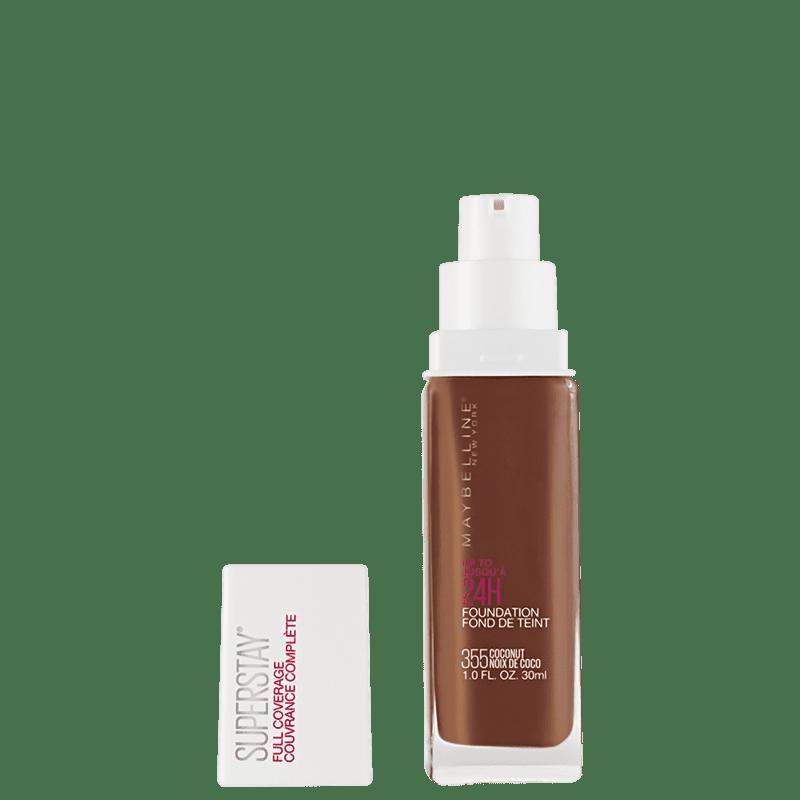 Maybelline Superstay Coconut - Base Líquida 30ml