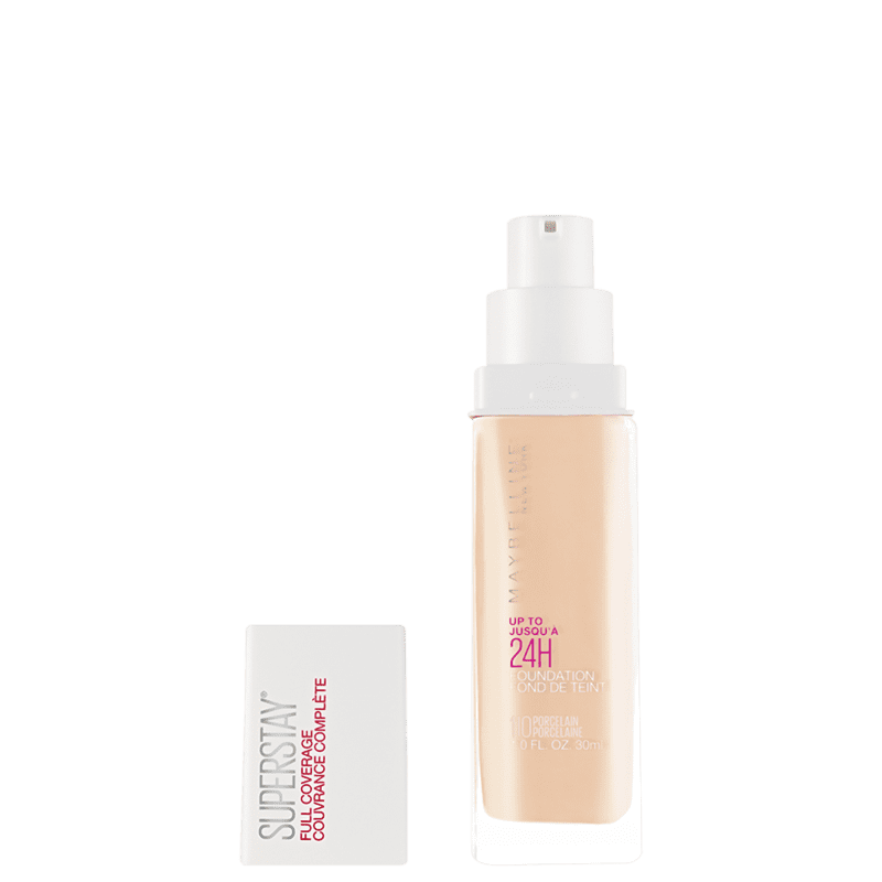 Maybelline Superstay Porcelain - Base Líquida 30ml