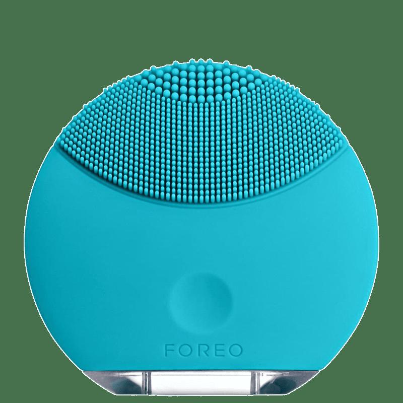 FOREO Luna Mini Turquoise Blue - Escova de Limpeza Facial