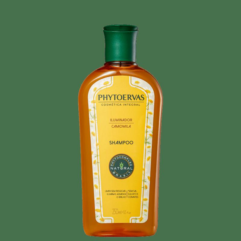 Phytoervas Iluminador Camomila - Shampoo 250ml