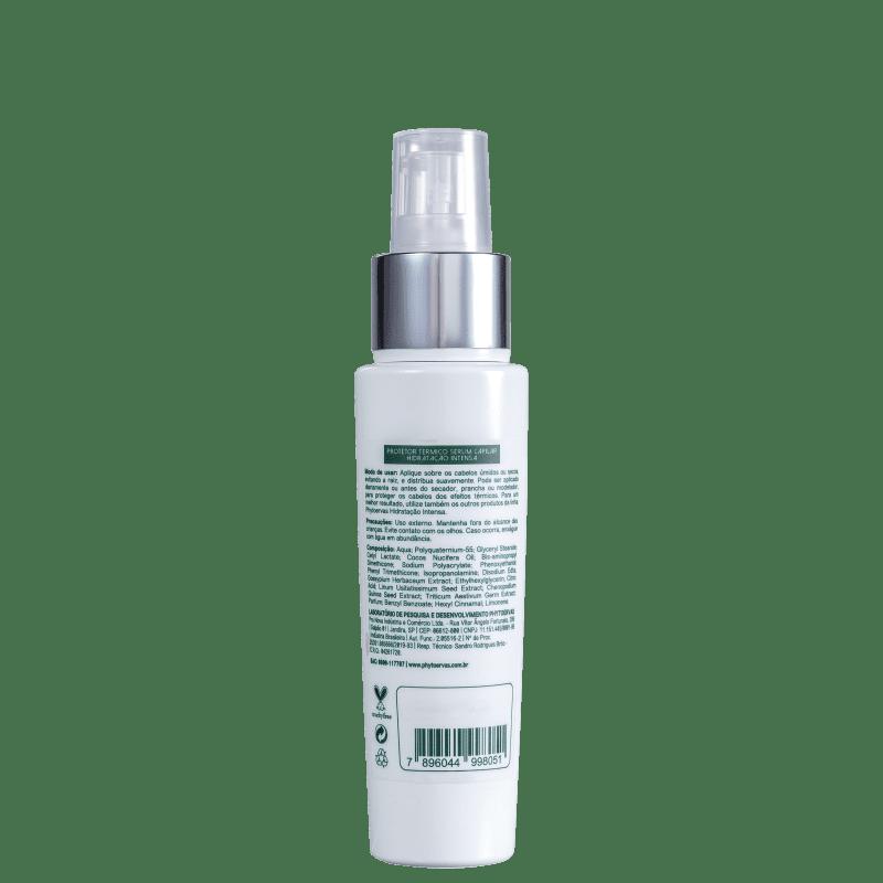 Phytoervas Hidratação Intensa Coco e Algodão - Protetor Térmico 70ml