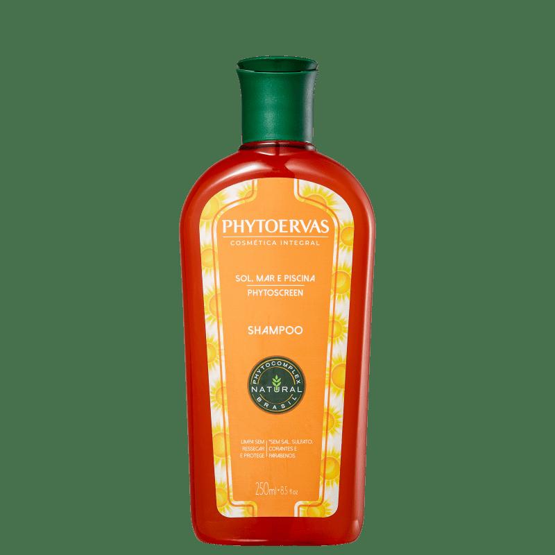 Phytoervas Sol, Mar e Piscina - Shampoo 250ml