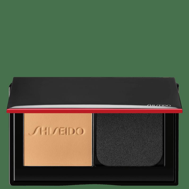 Shiseido Synchro Skin Self-Refreshing Custom Finish 220 Linen - Base em Pó 9g