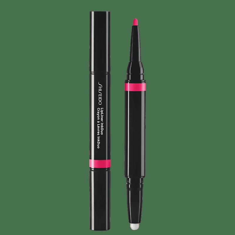 Shiseido Lipliner InkDuo Primer 06 Magenta - Lápis de Boca 0,9g