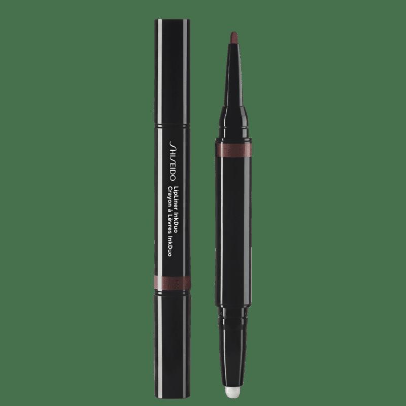 Shiseido Lipliner InkDuo Primer 12 Espresso - Lápis de Boca 0,9g