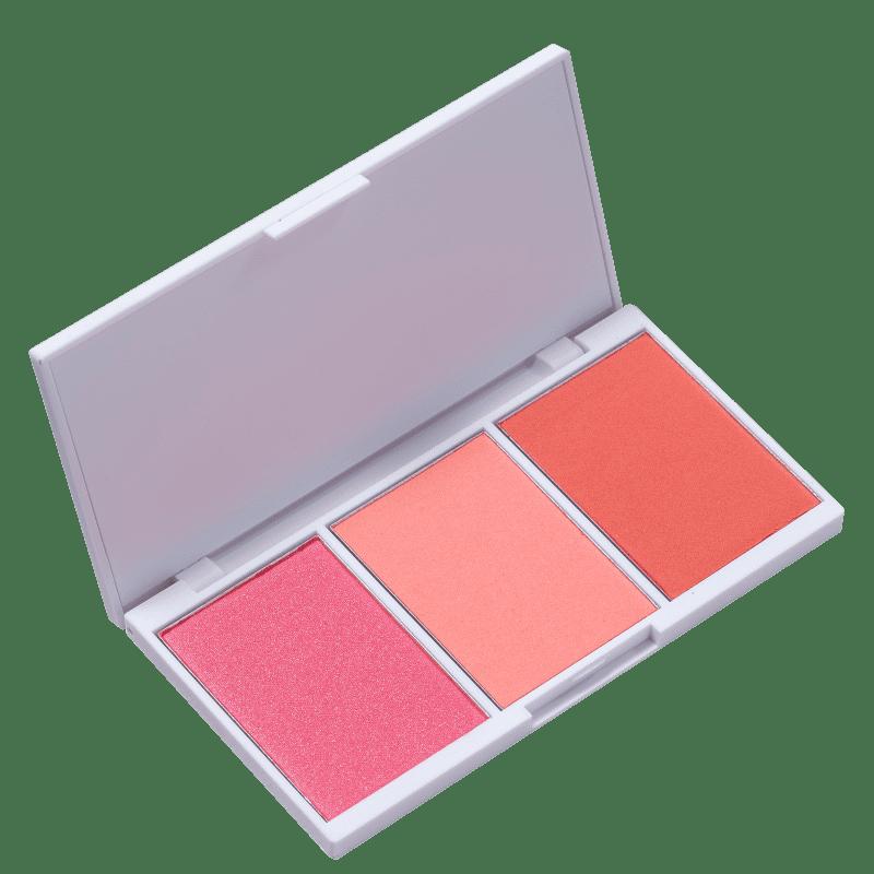 Essence Good Vibes Good Memories Blush - Paleta de Maquiagem 17,6g