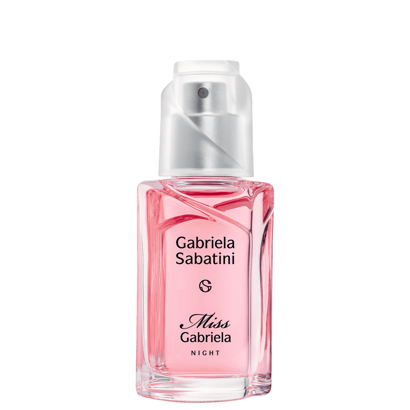 Perfume Miss Gabriela Night Gabriela Sabatini Eau de Toilette Feminino 20ml