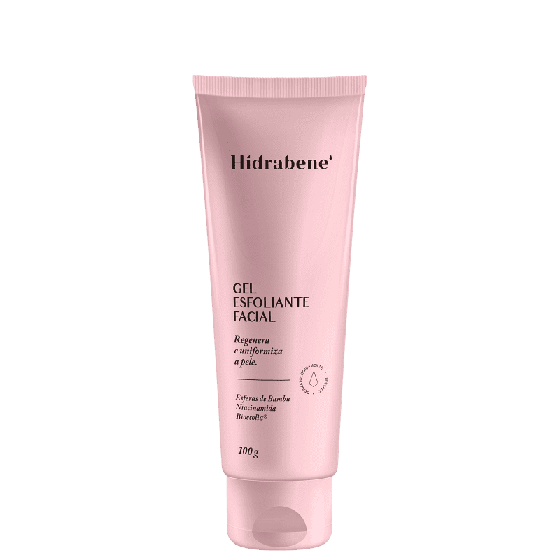 Hidrabene - Gel Esfoliante Facial 100g