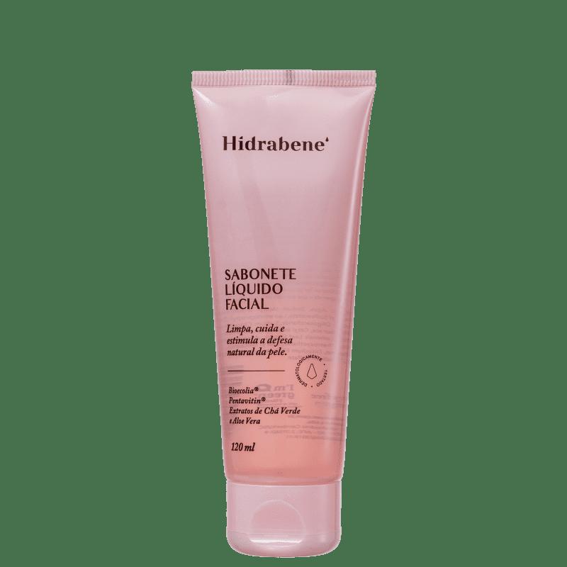 Hidrabene - Sabonete Líquido Facial 120ml