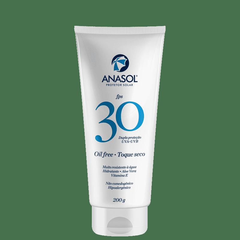 Protetor Solar Anasol FPS30 200ml