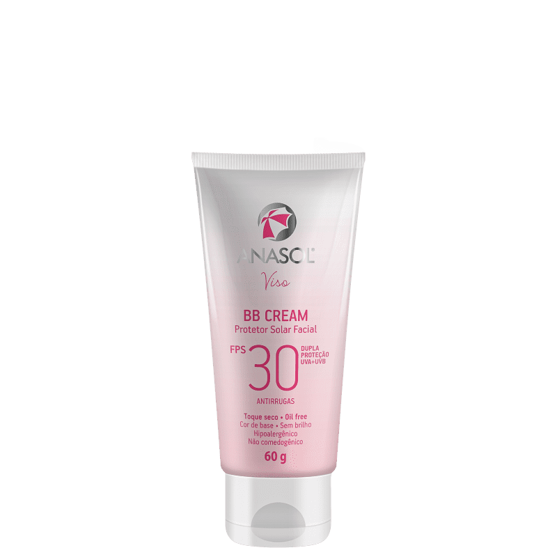 BB Cream Anasol Viso Antirrugas FPS30 60g