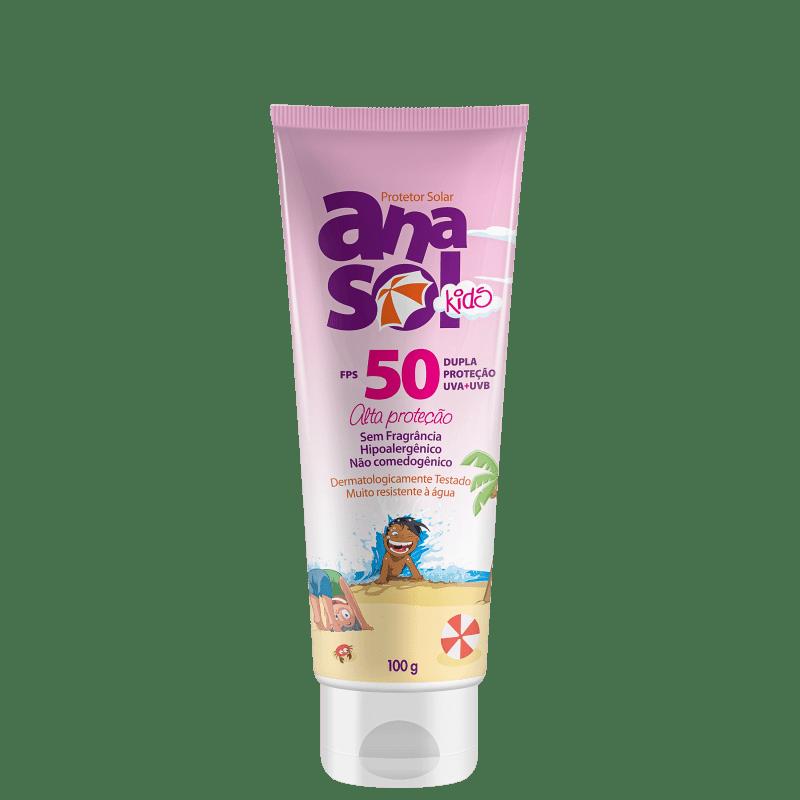 Anasol Kids FPS 50 - Protetor Solar 125g