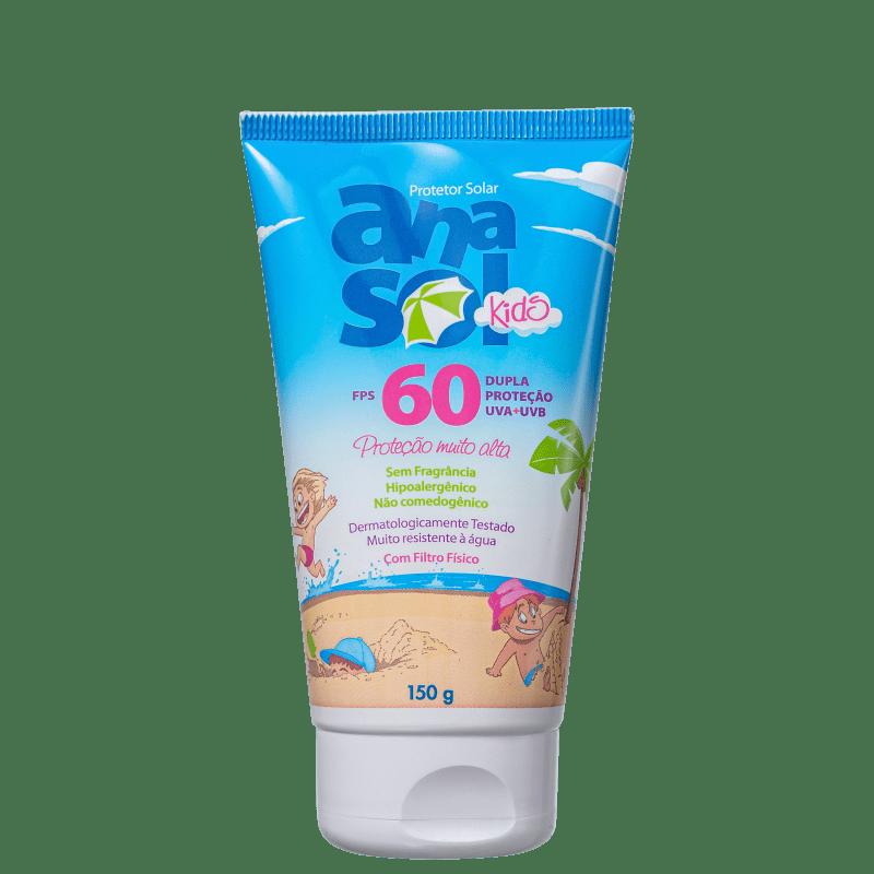 Anasol Kids FPS 60 - Protetor Solar Infantil 150g