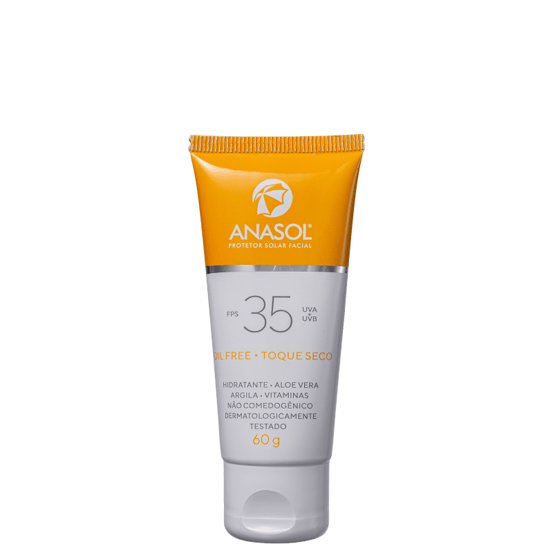 Anasol FPS 35 - Protetor Solar Facial 60g