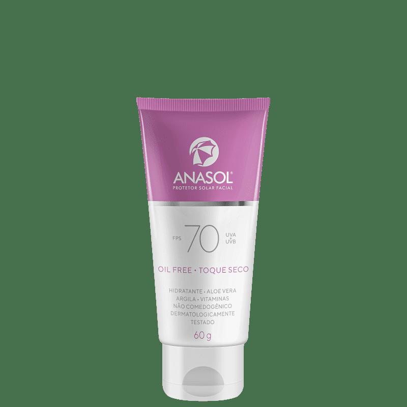 Anasol FPS 70 - Protetor Solar Facial 60g