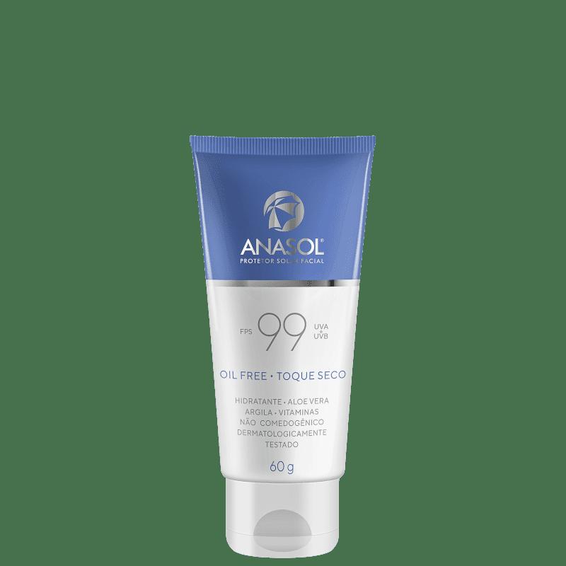 Anasol FPS 99 - Protetor Solar Facial 60g